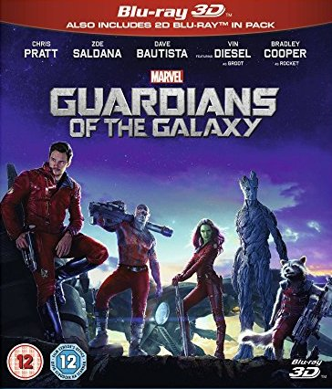 Guardians of the Galaxy [Blu-ray 3D + Blu-ray]